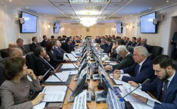 Н. Федоров: Необходимо создать систему, позволяющую оценивать состояние межнациональных отношений