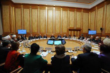 Рустэм Хамитов провёл совместное заседание Совета по укреплению межнационального согласия и Ассамблеи народов Башкортостана